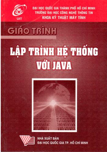 Giáo trình Lập trình hệ thống với Java