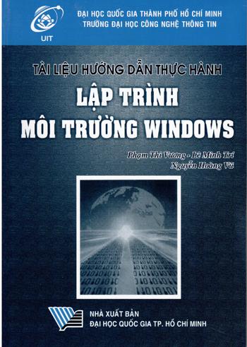 Tài liệu hướng dẫn thực hành lập  trình môi trường windows